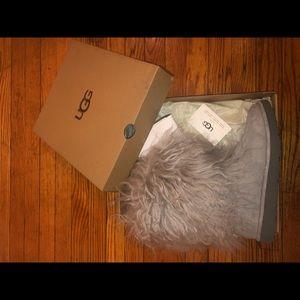 Lida uggs gray size 8